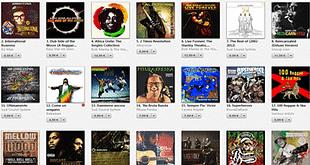 Classifica Top Album Itunes